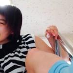 能年玲奈が公式ブログでセクシーショットを披露!