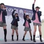 富山のご当地アイドル「ビエノロッシ」ライブ映像