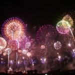 世界が認めた日本の美しい花火大会