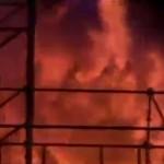 台湾のテーマパークで起きた最悪の事故映像