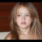 ロシアの天使クリスティーナ・ピメノヴァ 世界一の美少女と話題に!