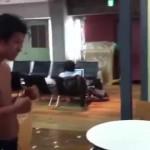 【神業】世界レベルの殴られ屋はディフェンステクニックが神がかっている!