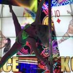 超過激なガールズバー「ギラギラガールズ」のポールダンスショーが凄い!