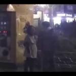 【韓国】女性が圧倒的に強いカップルのガチ喧嘩