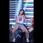 韓国ガールズPOPグループ 禁断のノーパンダンスを披露!