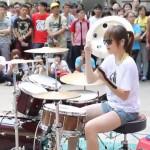 【台湾】可愛い!カッコイイ!ノリノリだぜ!! 爽快で病みつきになるドラムパフォーマンス