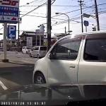 【衝撃】ドライブレコーダーが捉えた事故の瞬間映像