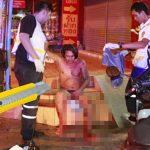 【海外】驚愕のニュース! 浮気された妻が夫の性器をメッタ刺し!!